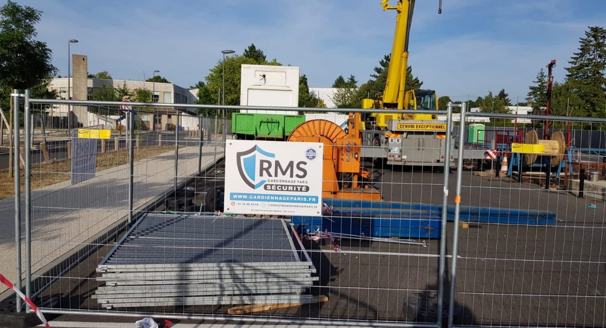 gardiennage chantier rms